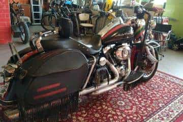 Harley-Davidson Road King 2012 - 3/16