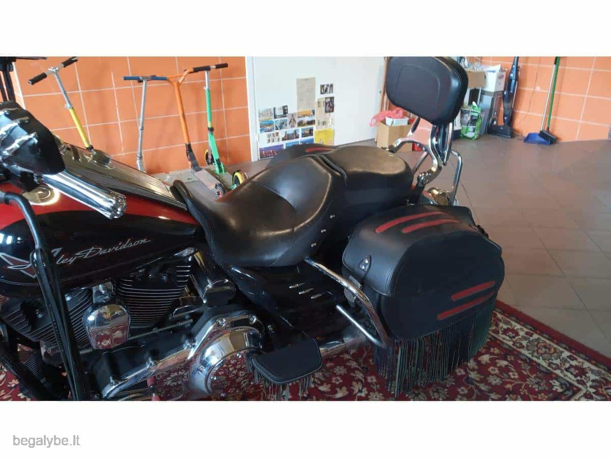 Harley-Davidson Road King 2012 - 11/16