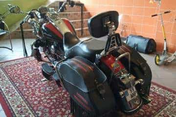 Harley-Davidson Road King 2012 - 12/16