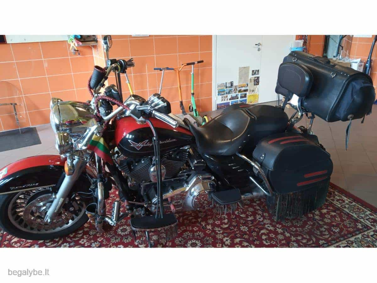 Harley-Davidson Road King 2012 - 14/16