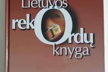 Lietuvos rekordų knyga