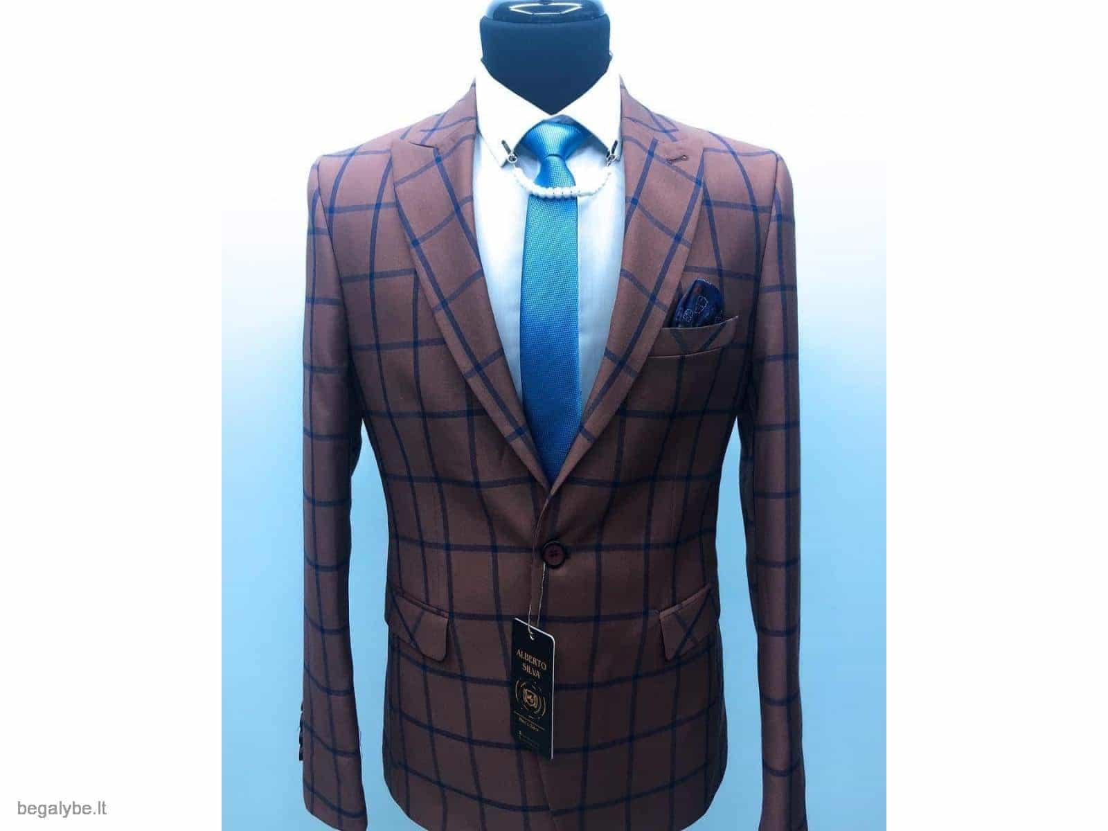 Vyriškų kostiumų tiekėjai