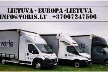 Saugus ir greiti krovinių pervežimai !! +37067247506 Ir visos kitos pervežimo pa