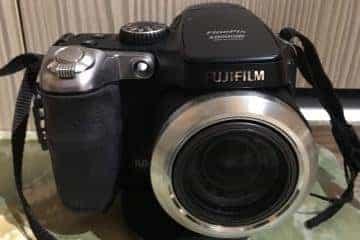 Fujifilm FinePix S8000fd (Fuji) fotoaparatas - 1/6
