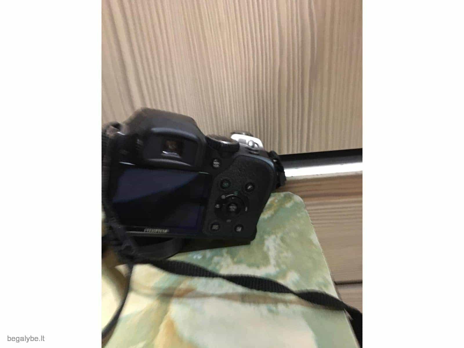 Fujifilm FinePix S8000fd (Fuji) fotoaparatas - 3/6