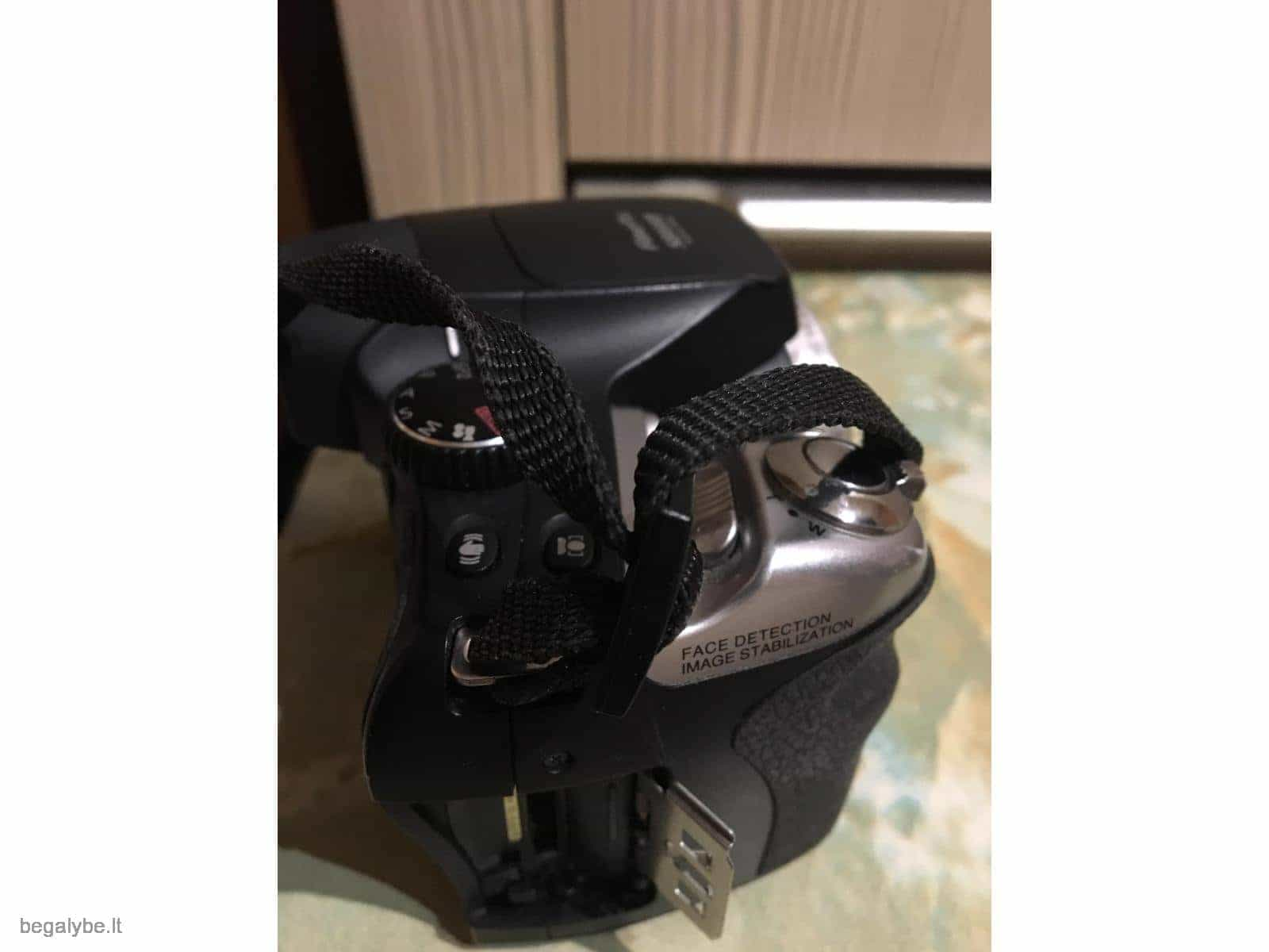 Fujifilm FinePix S8000fd (Fuji) fotoaparatas - 5/6