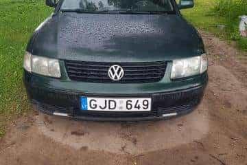 VW Passat B5 universalas - 1/8