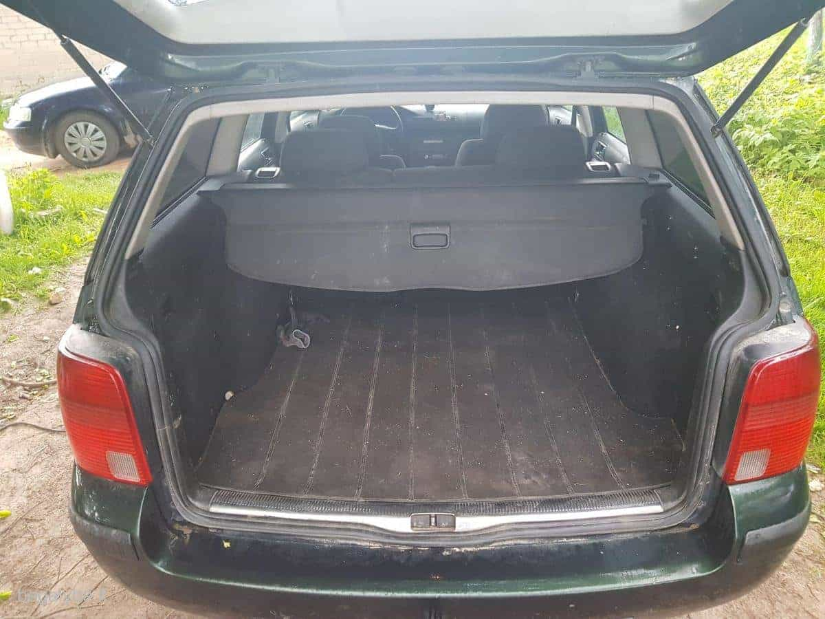 VW Passat B5 universalas - 4/8