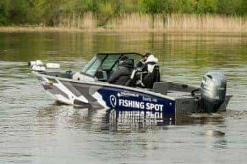 Pramoginė žvejyba Nemuno deltoje