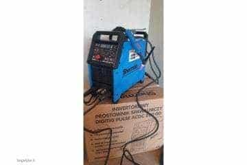 Suvirinimo aparatas SHERMAN DIGITIG  AC/DC 200GD aliuminiui - 9/10