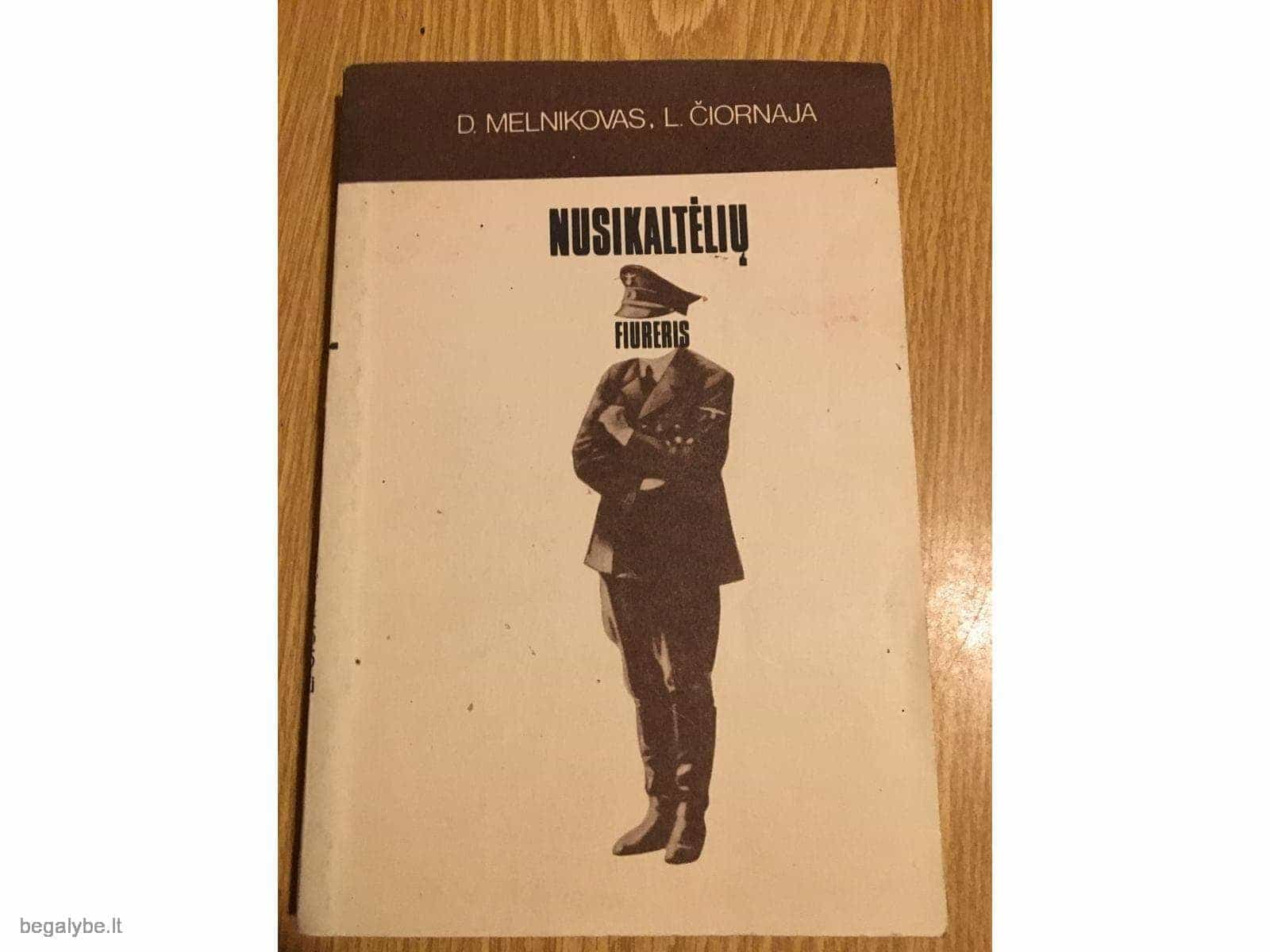 D. Melnikovas, L. Čiornaja -