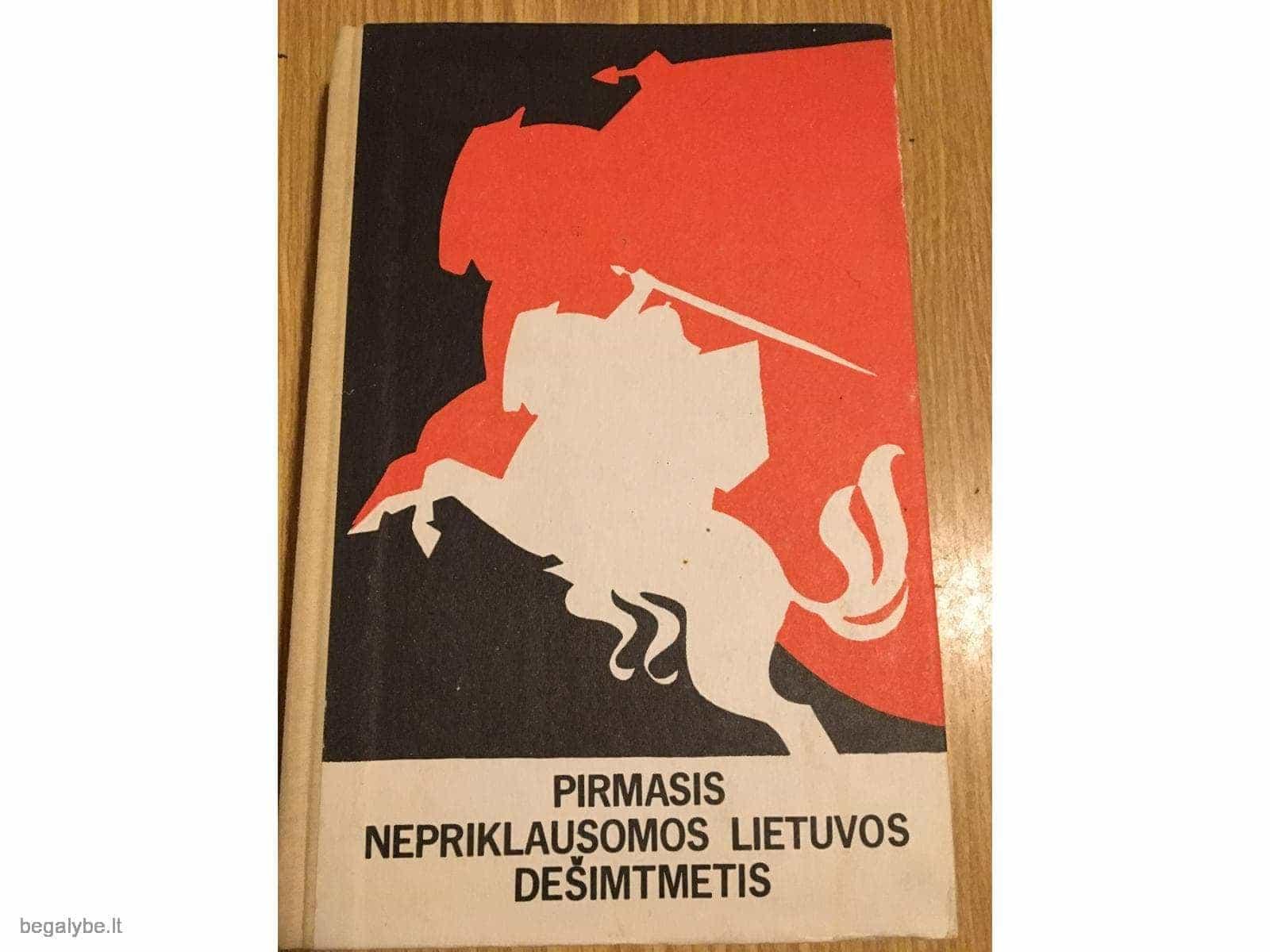 Pirmasis nepriklausomos Lietuvos dešimtmetis