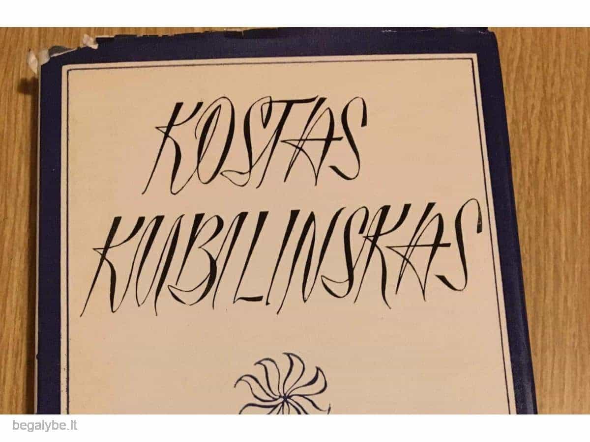 Kubilinskas Kostas - Ten, už jūrų, už kalnų