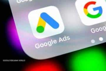 Google reklama verslui - 1/1