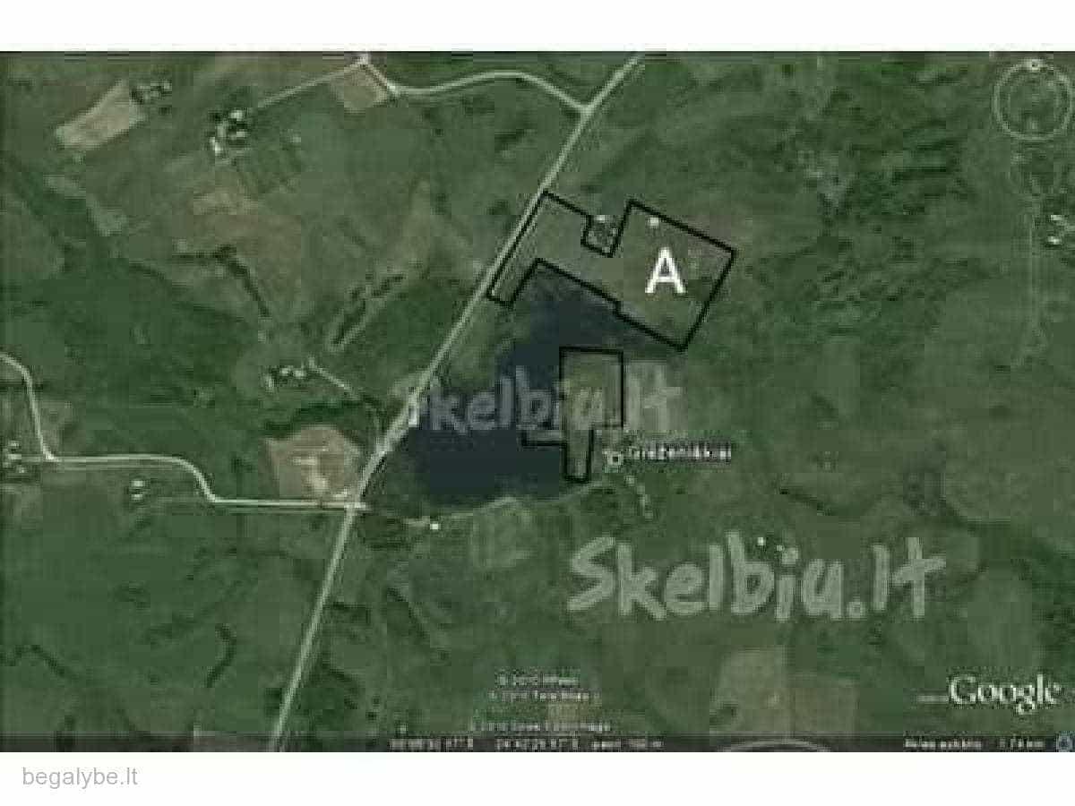 Parduodamas žemės sklypas Širvintų raj. Grežėniškių kaime