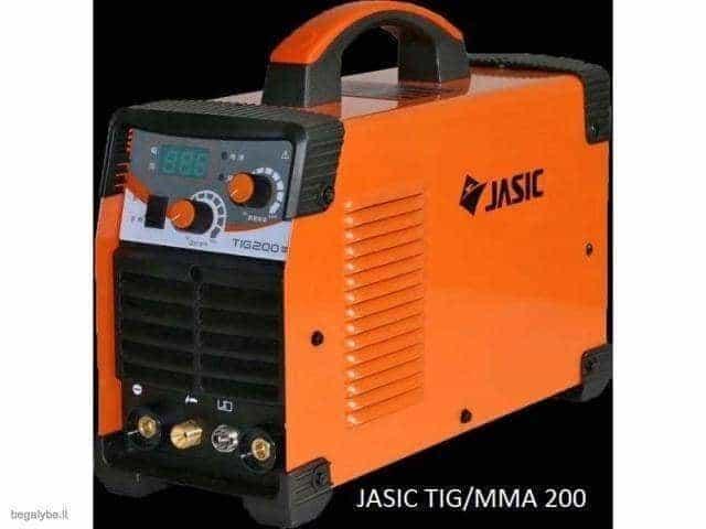Suvirinimo aparatas Jasic tig/mma 200A