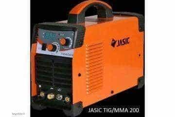 Suvirinimo aparatas Jasic tig/mma 200A - 18/20