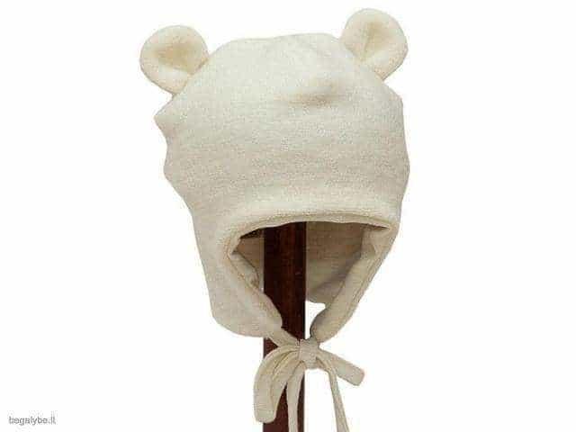 Merino vilnos šilta kepurytė