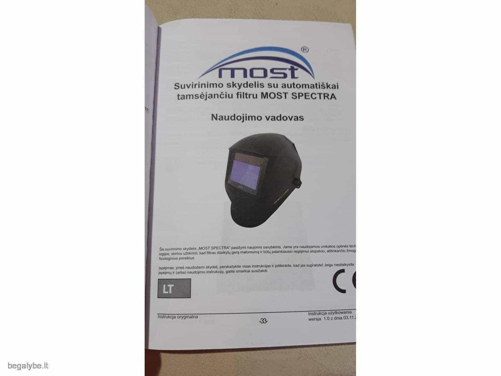 Suvirinimo aparatas Jasic tig/mma 200A - 13/20