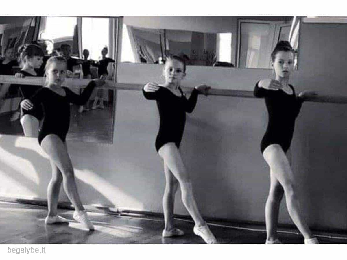 Baleto ir Gimnastikos pamokos Vilniuje, Fabijoniškėse