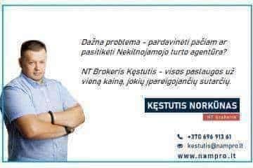 NT paslaugos: pirkimas, pardavimas, nuoma. - 3/6