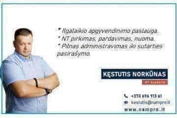 NT paslaugos: pirkimas, pardavimas, nuoma. - 6/6
