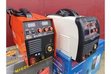 Pusautomatis+svarkė boxer-350A onex-300A - 9/19