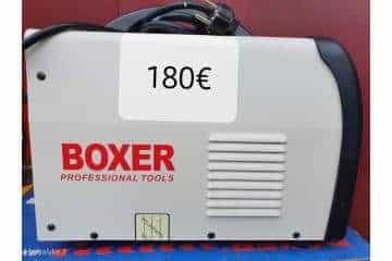 pusautomatis+svarke boxer-350s onex-300a akcija - 8/20