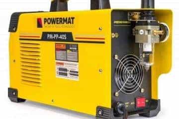 Plazminio pjovimo aparatai powermat cut-40 - 3/13