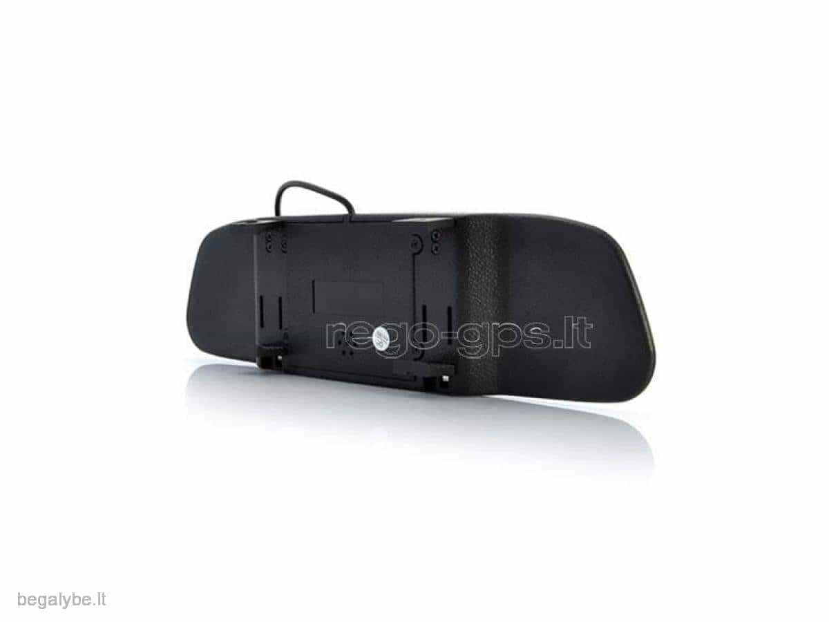 Pmc-190 Parkavimo Sistema Veidrodyje  + Kamera + 4 davikliai - 5/12