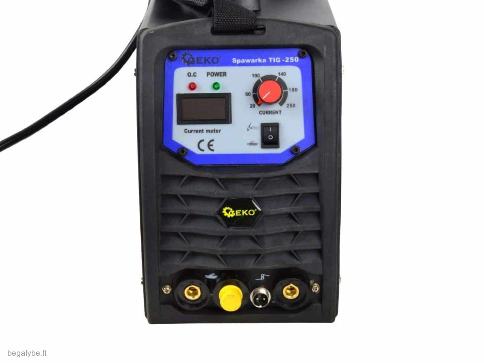 suvirinimo aparatas tig/mma 200A
