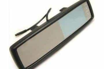 Parkavimo sistema galinio vaizdo veidrodėlyje PMC-240+ 4 davki - 8/13