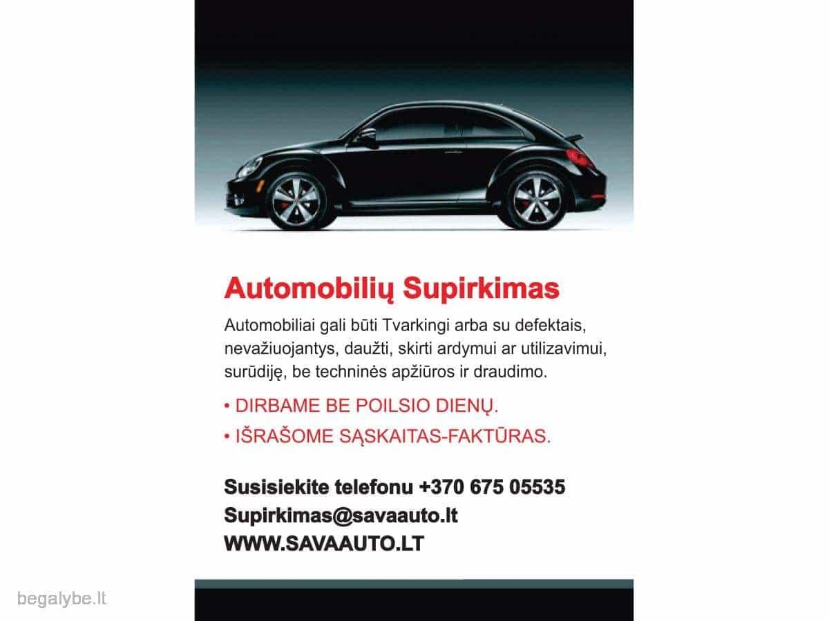 Skubus-Brangus auto supirkimas +37067505535 - 4/14