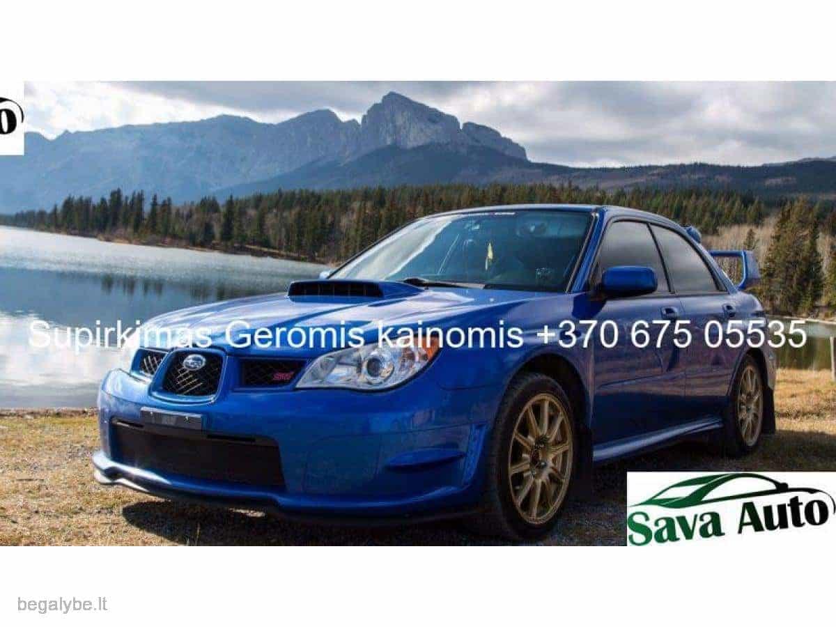 Skubus-Brangus auto supirkimas +37067505535 - 12/14