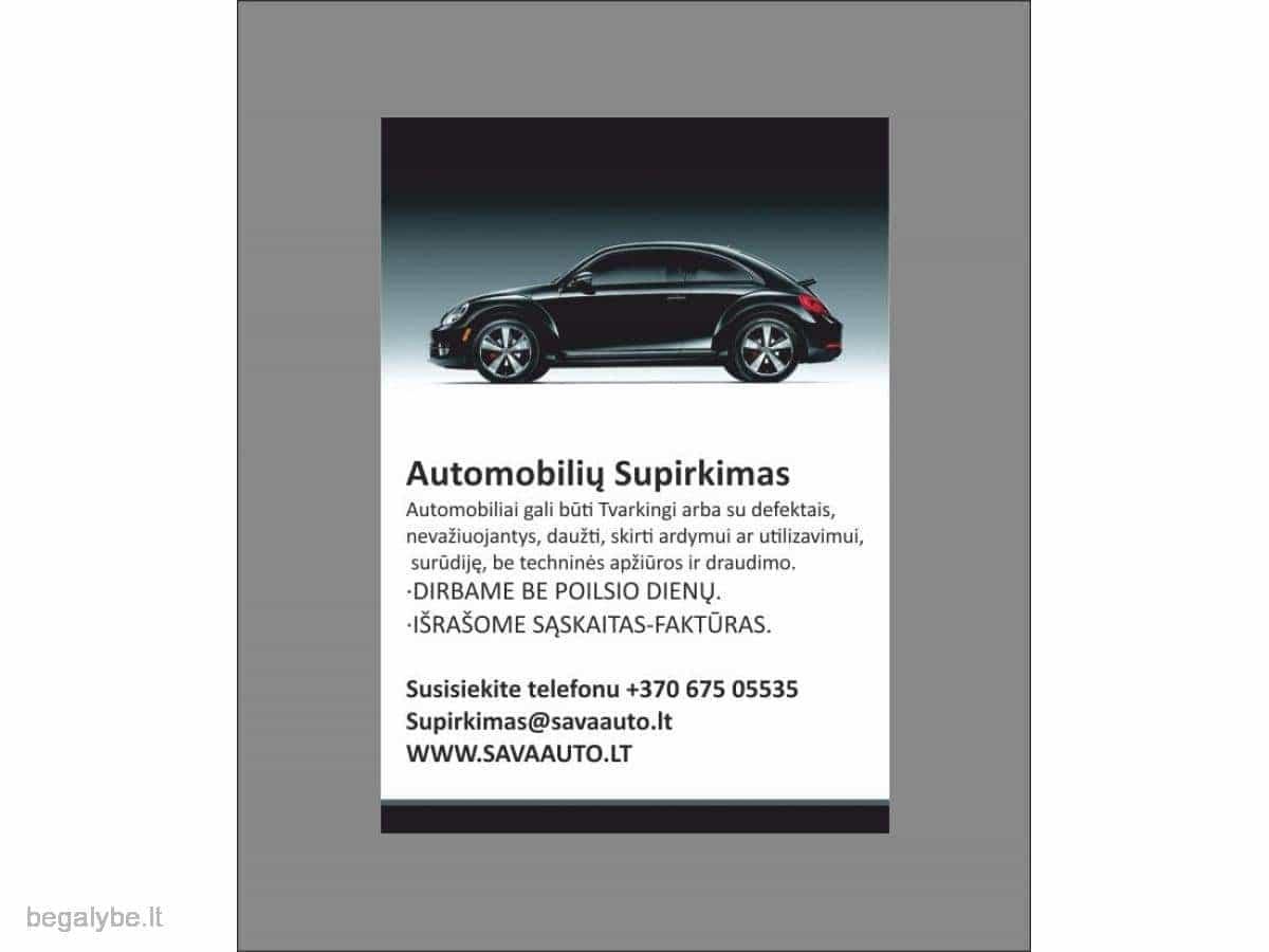 Skubus-Brangus auto supirkimas +37067505535 - 14/14