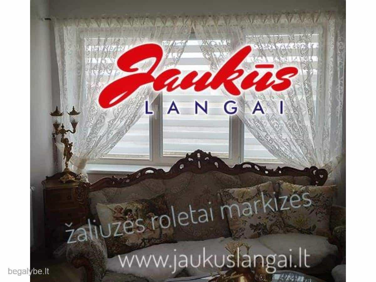 Visos žaliuzės ir roletai, tinkleliai, markizės - 1/19