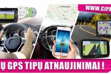 GPS navigacijų remontas, navigacijų servisas, žemėlapių atnauj - 2/6