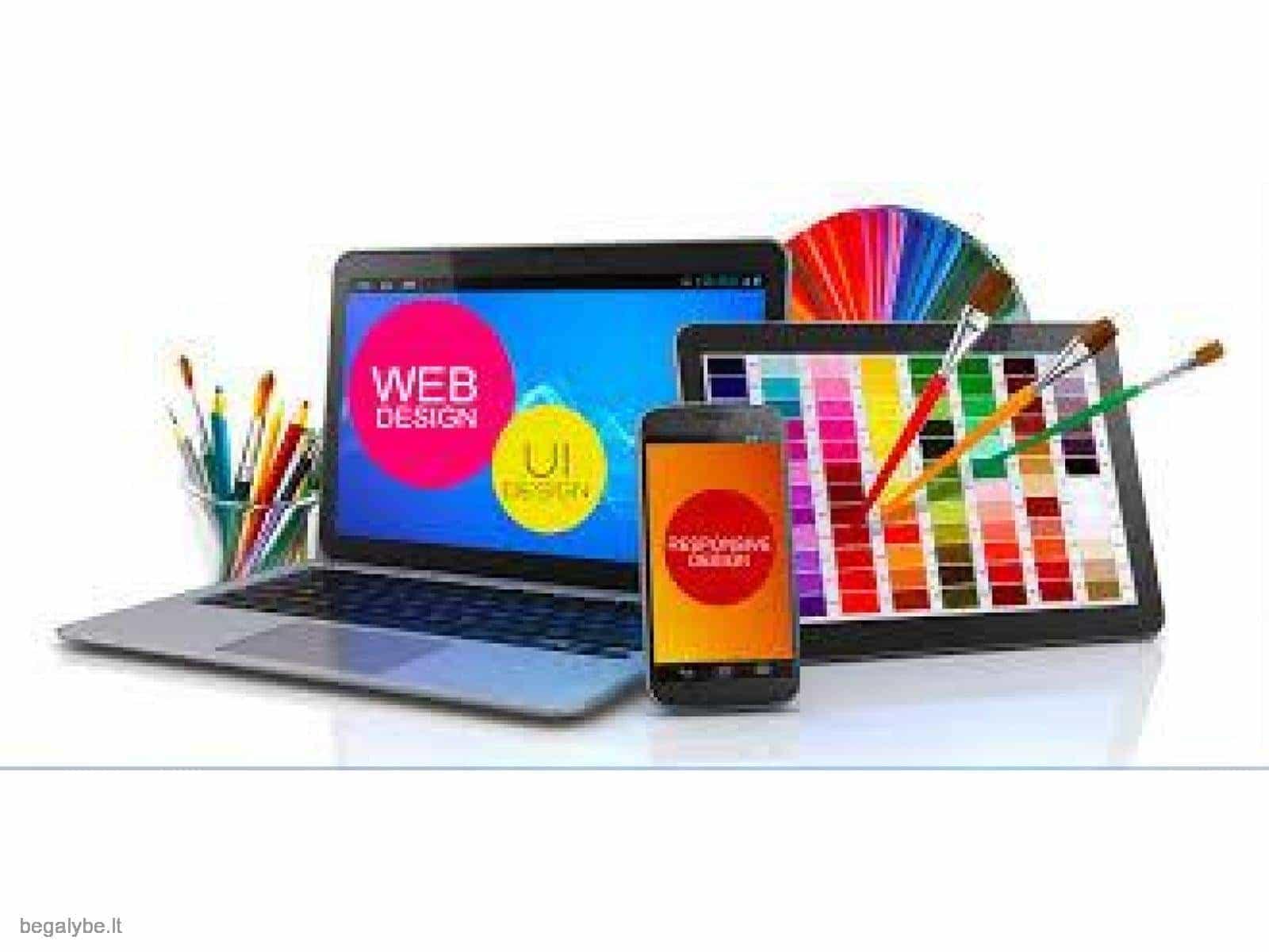 Internetiniu svetainių kūrimas,seo, google adwords, Vilniuje