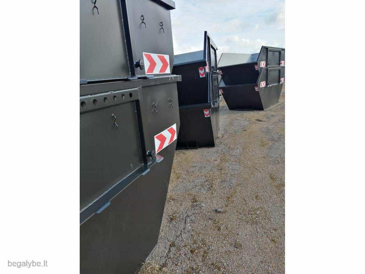 Statybinių konteinerių nuoma, atliekų išvežimas - 7/7