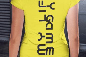 Įvairių dizainų marškinėliai su spauda - 2/11