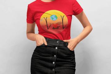 Įvairių dizainų marškinėliai su spauda - 9/11