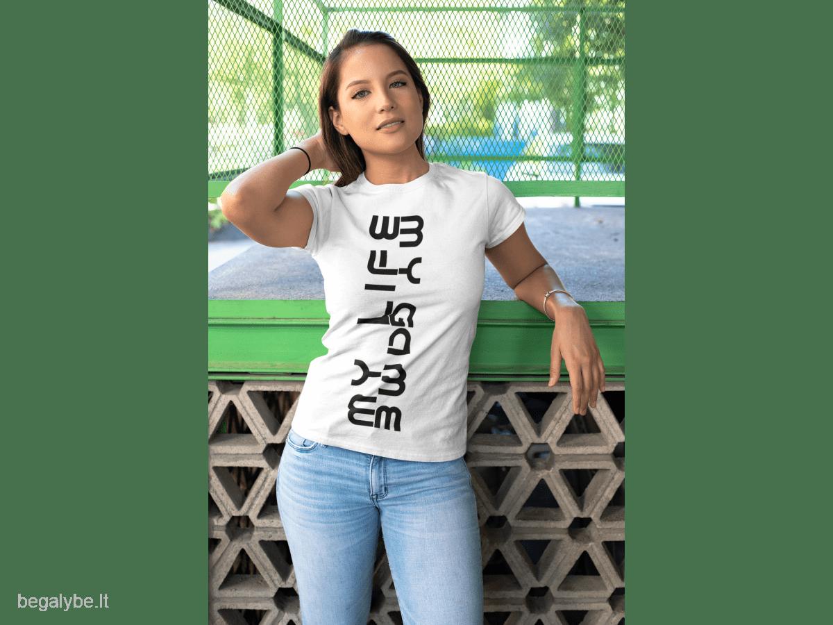 Įvairių dizainų marškinėliai su spauda - 10/11