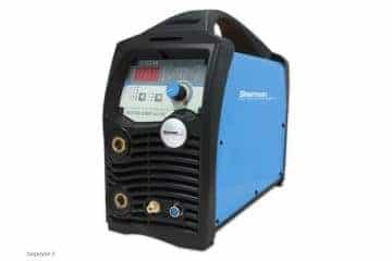 Suvirinimo aparatas SHERMAN DIGITIG 206P AC/DC aliuminiui - 1/9
