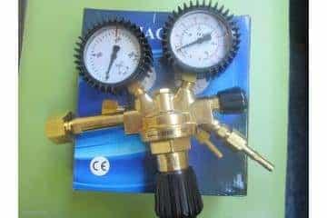 Suvirinimo aparatas SHERMAN DIGITIG 206P AC/DC aliuminiui - 9/9