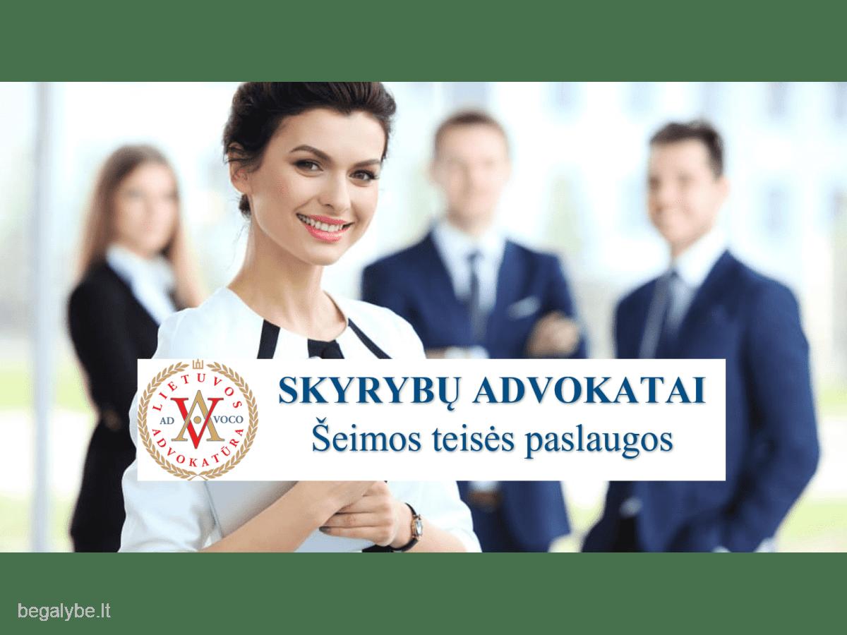 Greitos skyrybos | Skyrybos internetu | Skyrybų advokatai - 1/1